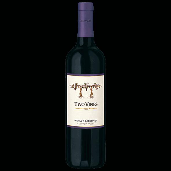 Two Vines Merlot-Cabernet 2014