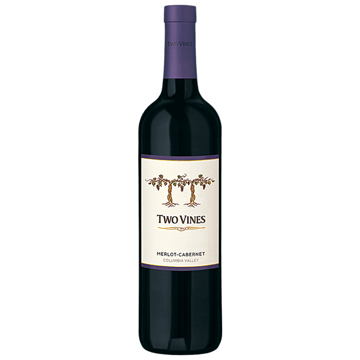 Two Vines Merlot-Cabernet 2014